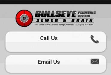 Bullseye Plumbing Mobile App